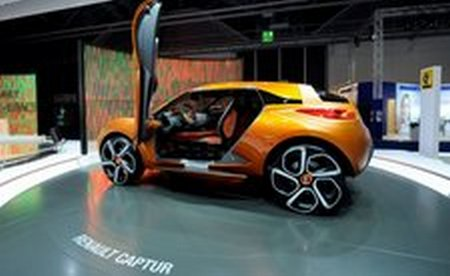 Renault Captur Getty fuer DI Web